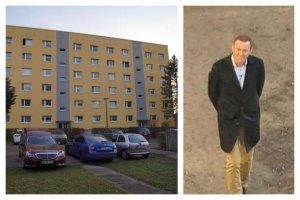 Навальный с охраной посетил дом и место работы Путина в…