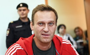 """Японцы смеются над """"шпионскими выдумками"""" Навального  (Навальный примерил…"""