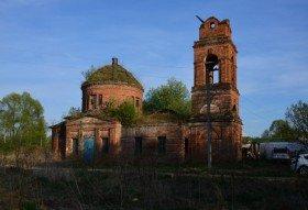 Храм XIX века под Тулой продали жителю Москвы вдвое дешевле изначальной…