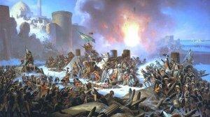 24 Декабря. Взятие русскими войсками турецкой крепости Измаил  (Как Суворов…
