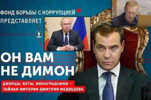 Путин с помощью Навального мог пожертвовать Медведевым, Соловьевым, Костиным и…