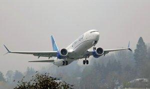 Испытательный полет Boeing 737 MAX прервали из-за проблем с…