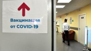 В Москве около 50 тысяч человек привились от…