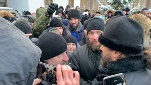 Представителя епархии не пустили в Среднеуральский…
