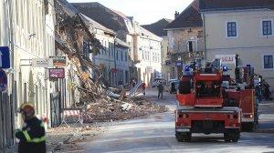 Власти Словении сообщили о повреждении зданий после землетрясения в…