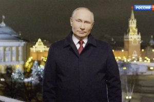 Новогоднее обращение Путина вэтом году стало самым…