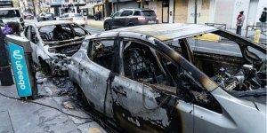 Во Франции в новогоднюю ночь сожгли более 860…