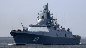 """Источник: с """"Адмирала Горшкова"""" проведут залповый пуск…"""