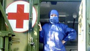 Российские военные врачи помогли более 1100 жителям…