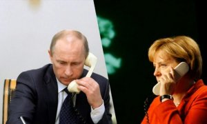 Путин обсудил с Меркель возможность совместного производства…