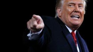 """(Кажется, Белый дом на пороге большого шухера) Трамп пообещал """"адскую битву""""…"""