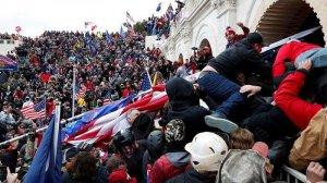 Зеленский назвал беспорядки в Вашингтоне беспрецедентным…