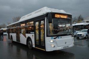 Новые автобусы проехали мимо…