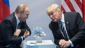 СМИ узнали, куда делись записи переводчика со встречи Трампа и…