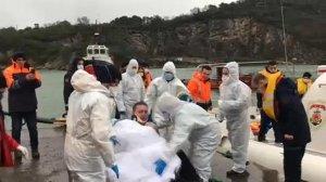 В Черном море затонул украинский сухогруз, есть…