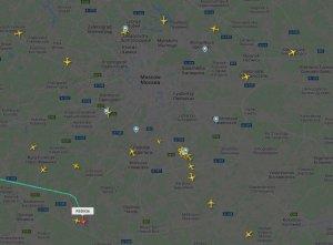 """RTVI: аэропорт """"Внуково"""" закрыт для самолетов (Ожидалось, что самолет с…"""
