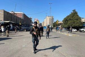 Два террориста-смертника совершили самоподрыв на рынке в центре Багдада -…
