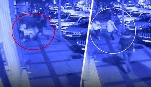 Опубликовано видео вооружённого нападения в Стамбуле на трех…