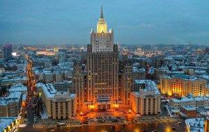 МИД РФ вручил ноту представителю посольства США из-за фейков о…
