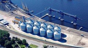 Уходят вслед за Россией: Казахстан продает зерновой терминал Ventspils Grain Terminal в…