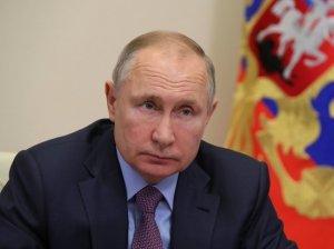 Путин отрекся от чужого…