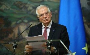 Как прошел первый за три года визит главного дипломата Евросоюза в…