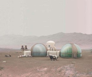 Как Марс стал призом в новой космической…