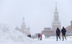 Снежный шторм обрушится наМоскву…