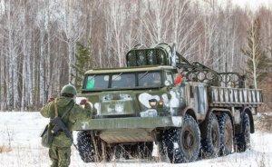 Вдвух регионах Урала начались учения реактивной…