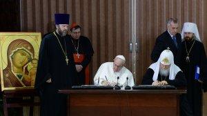 Роккуччи: встреча на Кубе оживила мечту о христианском…