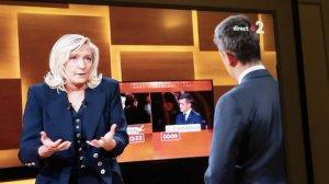 Французские правые поспорили, кто…