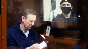 Прокурор озвучил в суде предложение по наказанию для Навального за клевету  (Суд…