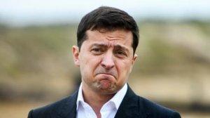 Комика-президента Зеленского может обидеть каждый. И свой премьер…