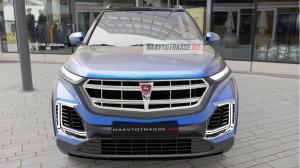"""Новый внедорожник ГАЗ-3110 """"Волга"""" 2021 показали на первых фото: знакомые…"""