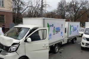 Спецавтомобили, переданные ЮНИСЕФ, попали в ДТП в…