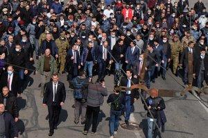 Армянская оппозиция заявила о планах властей арестовать…