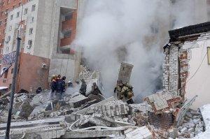 Момент взрыва в Нижнем Новгороде попал на…