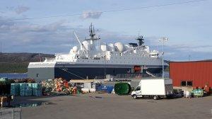 Поставщик двигателей для флагмана норвежского разведывательного флота куплен…