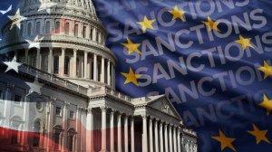 ЕС и США ввели новые санкции против России из-за ситуации с Навальным     (Под…