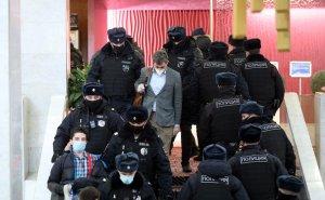 """МВД сообщило о задержании """"около 200"""" человек на форуме…"""