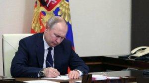 Путин поручил создать при кабмине комиссию по научно-технологическому…
