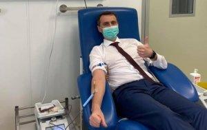 Привившийся индийской вакциной главный санитарный врач Украины заболел…