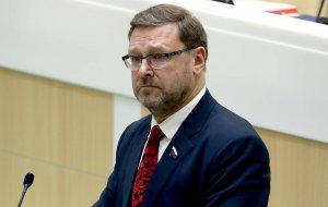 Косачев предупредил об ответных действиях России на хамские заявления…