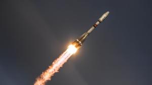О запуске тунисского спутника российской…