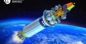 """Коммерческий запуск ГПУ прошел успешно   (Российская ракета """"Союз-2.1а""""…"""