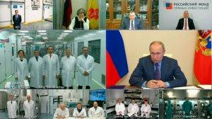 Прививка Путина и вакцина в каплях. Что обсуждали на совещании по вакцинации у…