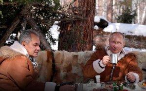 СМИ: Норвежцы пояснили, почему опубликованные фото Путина в Сибири не…