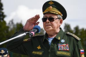 На 80-м году жизни скончался генерал-полковник Виталий Васильевич…