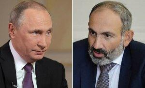 Путин иПашинян констатировали стабилизацию обстановки…