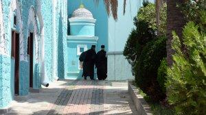 Греки отмечают духовные связи премьера Мишустина с монастырем…